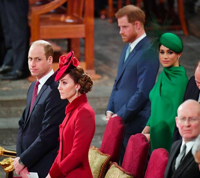 画像: 英王室が声明で「知人の証言」を否定