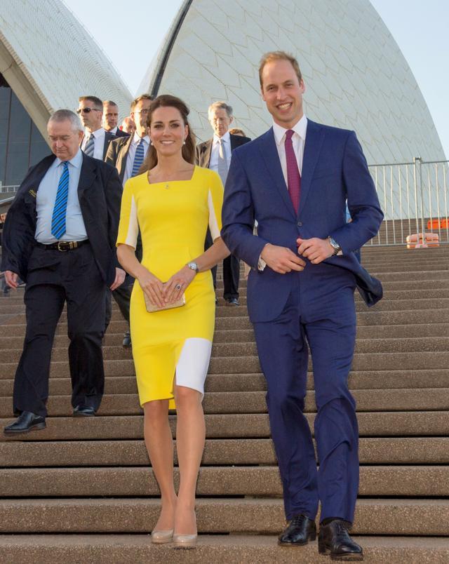 画像1: キャサリン妃が着用した「思い出の1着」