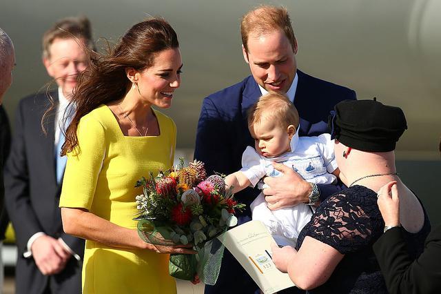 画像2: キャサリン妃が着用した「思い出の1着」