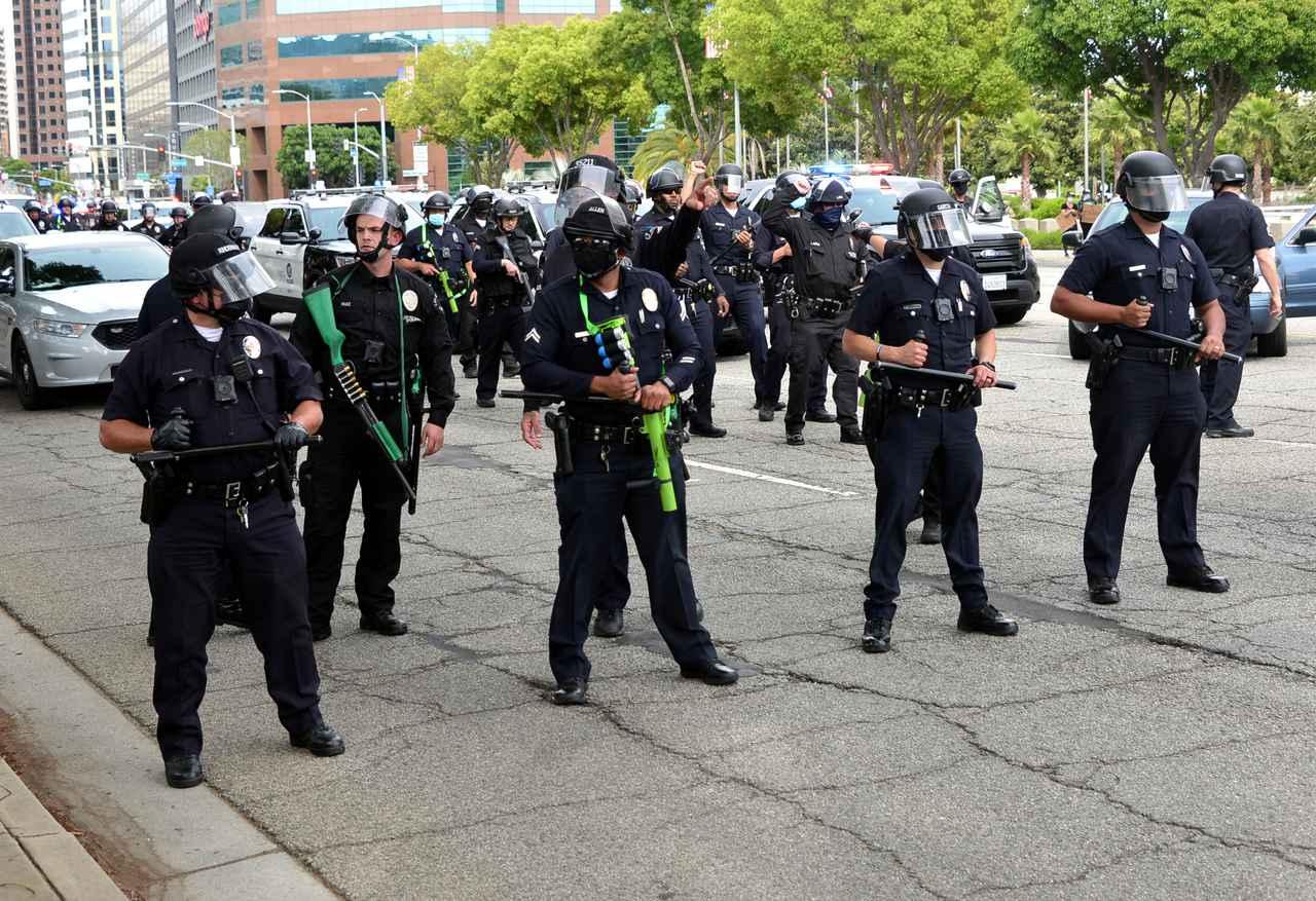 画像: 6月1日にカリフォルニア州で撮影。