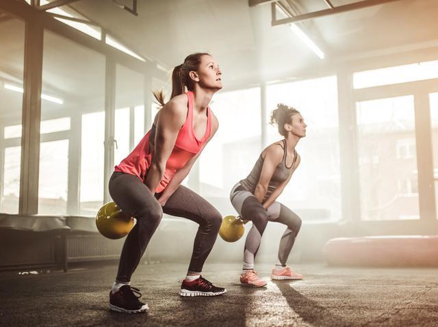画像: 20分間で全身を鍛える追い込みトレーニング