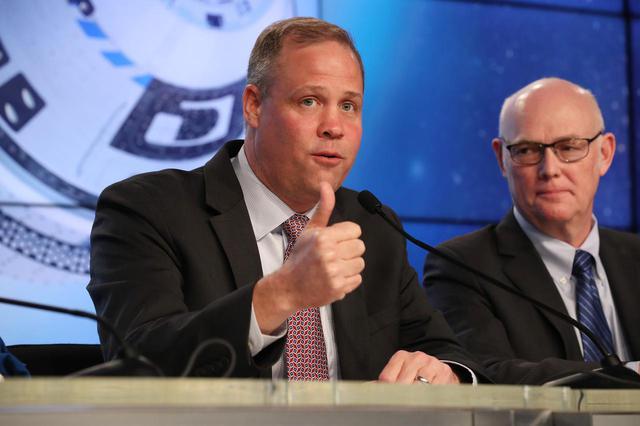 画像2: NASA長官がトム・クルーズについて語る