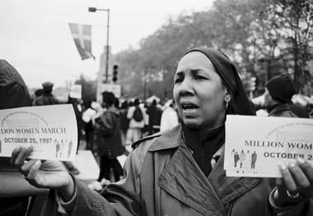 画像: 人種差別の撤廃を求めて―「黒人女性の人権」