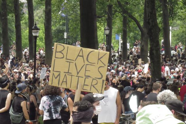 画像: 現地時間6月7日にフィラデルフィアで撮影。