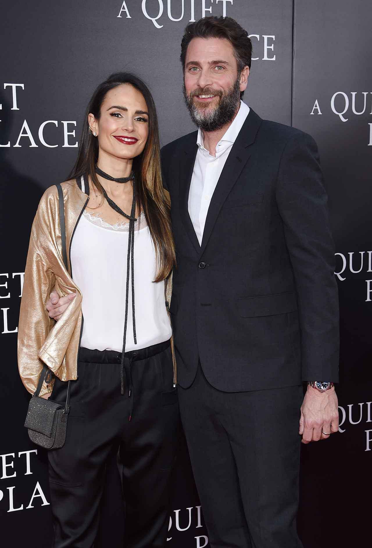 画像: ジョーダナとアンドリューが密かに離婚