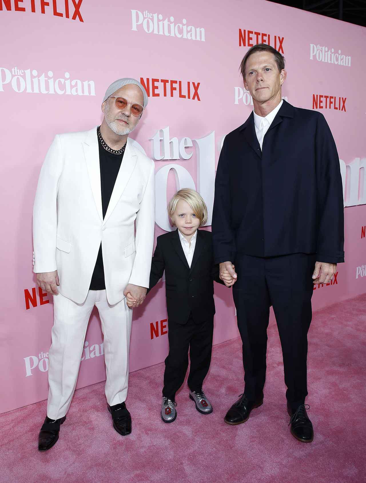 画像: ライアン・マーフィーが3人の子供のパパに