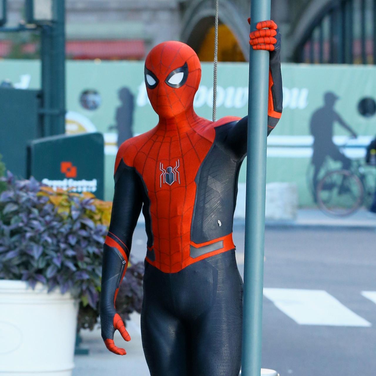 画像1: スパイダーマンは演じてみたくても演じられない