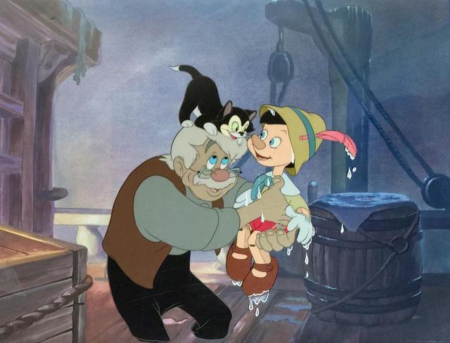 画像: ユアン・マクレガー、『ピノキオ』に出演