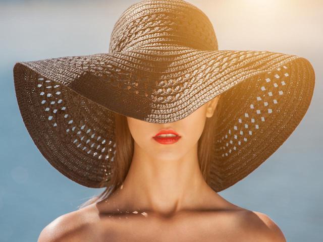 画像1: 髪を日光から守る「2つのポイント」