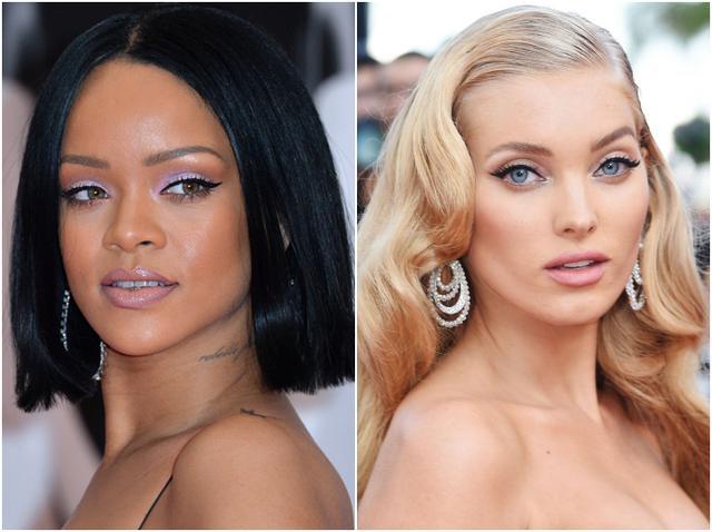 画像: 左:リアーナ、右:エルザ・ホスク
