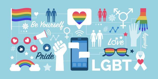 画像: LGBTQやジェンダーに関する検索率が大幅アップ