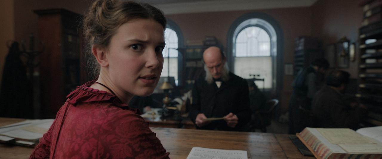 画像1: 『エノーラ・ホームズの事件簿』の配信が決定