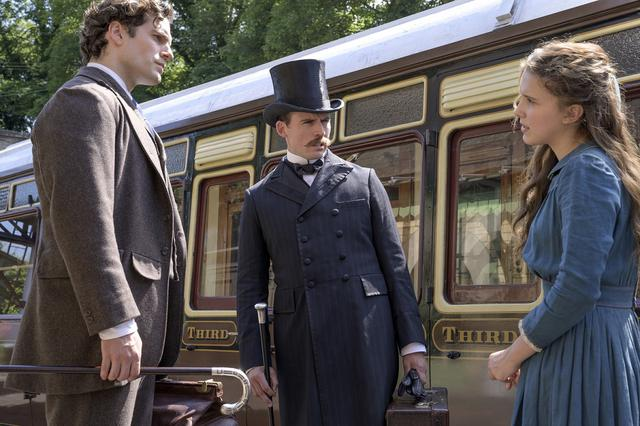 画像3: 『エノーラ・ホームズの事件簿』の配信が決定