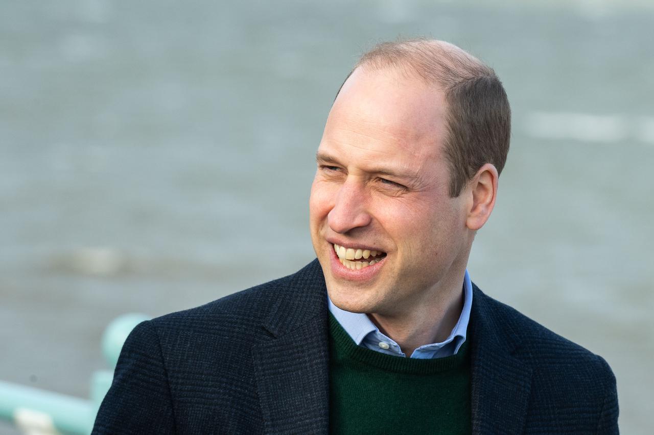 画像: ウィリアム王子/ウォンバット、スティーブ