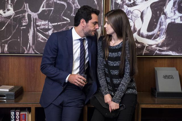 画像: Q:アレックス役のロドリゴ・ロンバルディとの共演はいかがでしたか?
