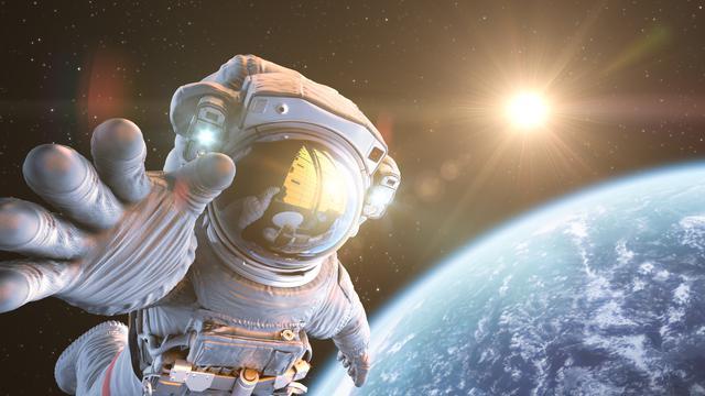 画像: 宇宙飛行士の訓練の一環として開発