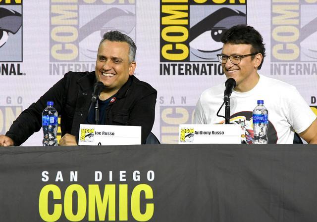 画像: ジョー・ルッソ(左)とアンソニー・ルッソ(右)
