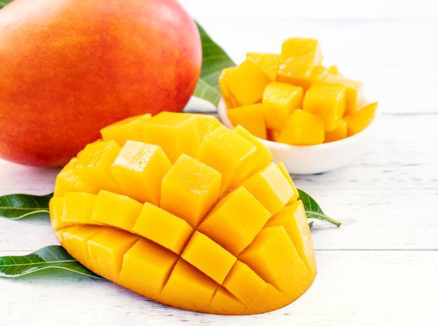 画像: ツヤっぽい肌のためにはマンゴー