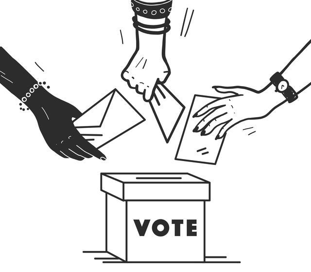 画像: 選挙に行かない&政治に興味ない人が増加