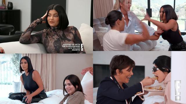 画像: カーダシアン家のシーズン18は7月10日初配信!