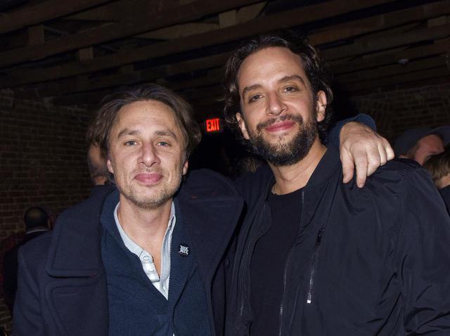 画像: ザック・ブラフ(左)とニック・コルデロ(右)