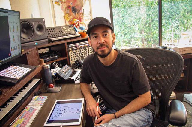 画像1: マイク・シノダがソロアルバムをリリース
