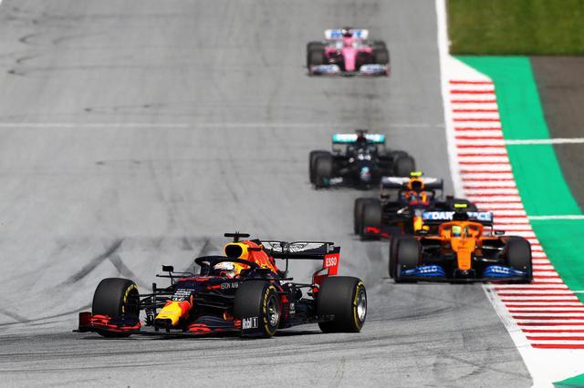 画像1: F1ドライバーがとった行動とは?