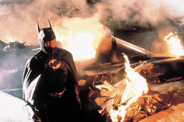 画像: 1989年『バットマン』より。 WARNER BROS/DC COMICS / Album/Newscom