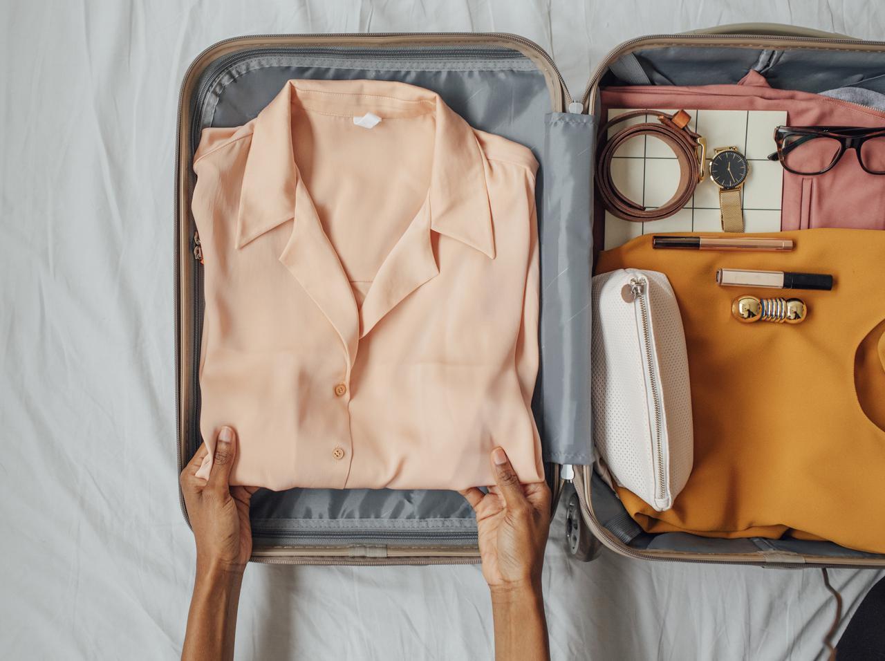 画像: 旅先でのキレイをつくる必需品