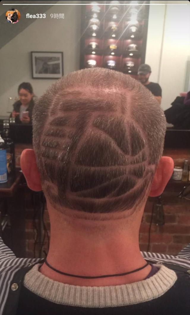 画像2: レッチリのフリー、お次のヘアスタイルは?