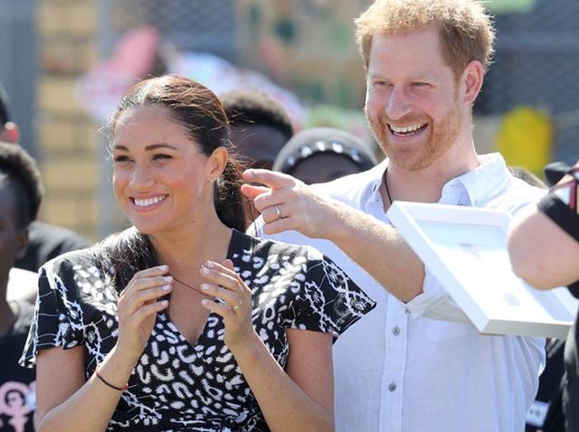 画像: ヘンリー王子とメーガン妃、「良い人すぎるお願い」で逆にみんなを困惑させる - フロントロウ -海外セレブ情報を発信