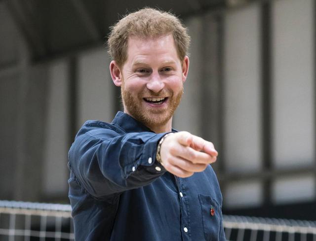 画像: ヘンリー王子の裏アカ名が判明