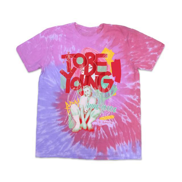画像: We Are All A Mess Tie-Dye Tシャツ store.wmg.jp