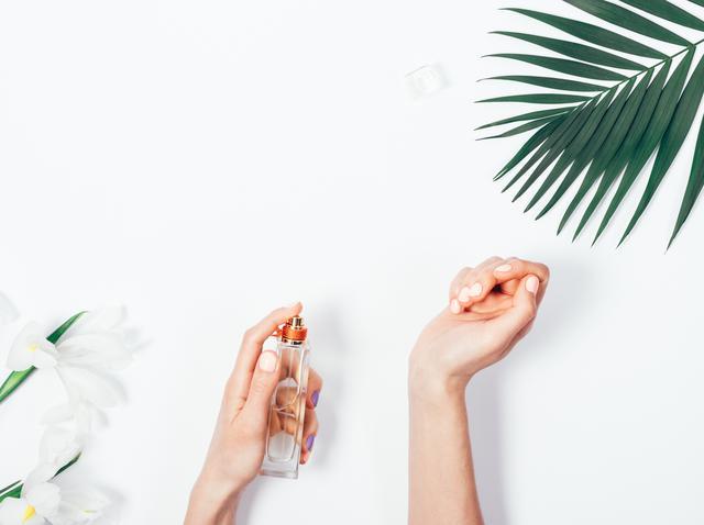 画像: 爽やかに広がる香りを選んで