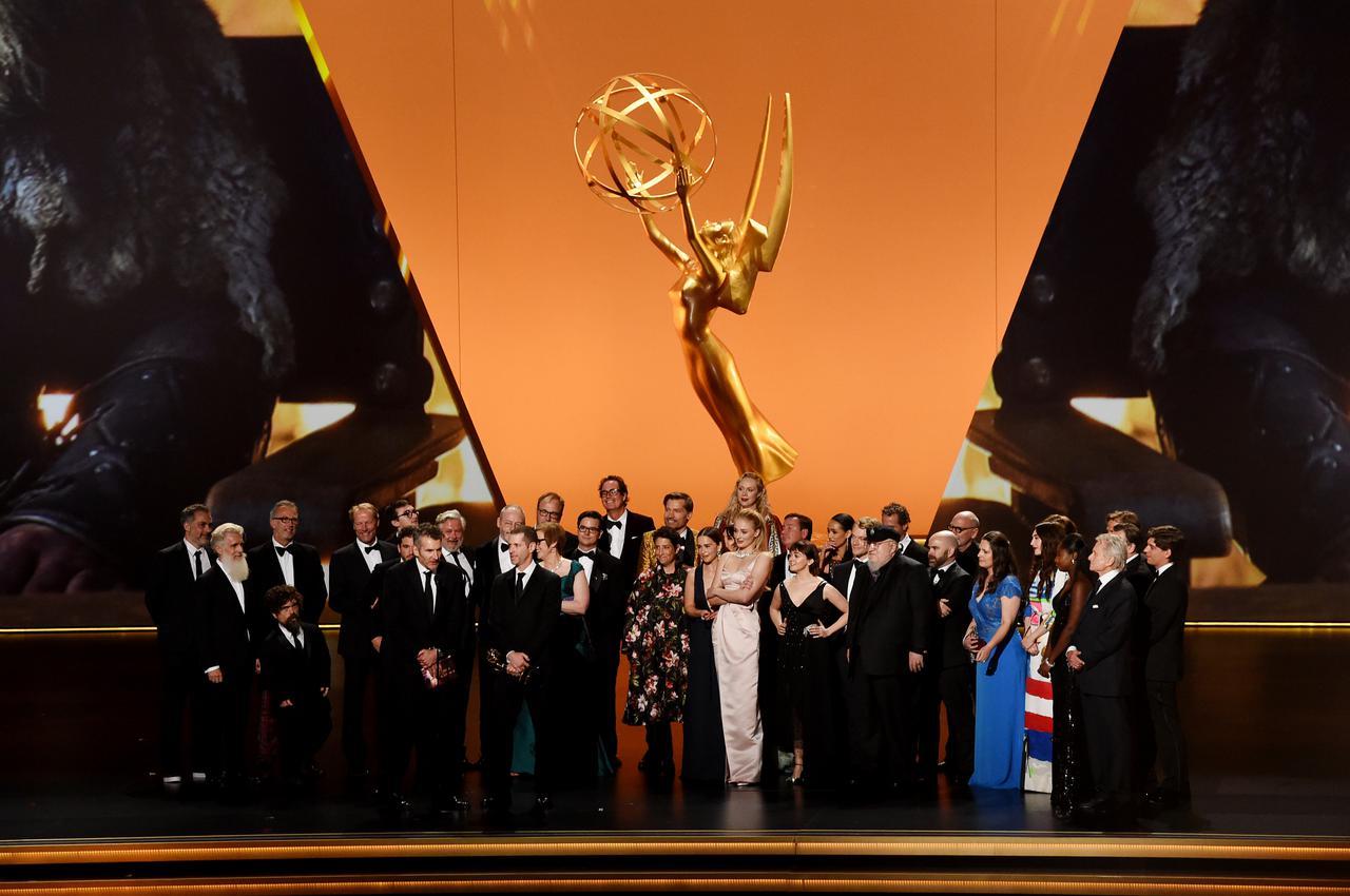 画像: アメリカテレビ界のトップを決定するエミー賞