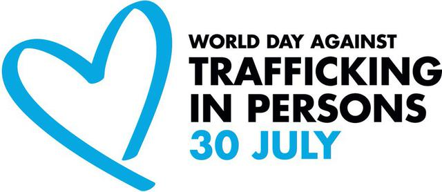 画像: 人身取引は現代でも起こっている