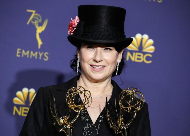 画像: テレビの歴史を作ったエイミー・シャーマン=パラディーノ