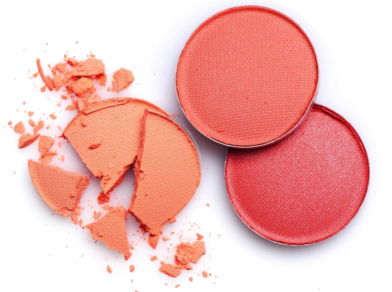 画像: 赤みが出やすい肌にはオレンジ系カラー