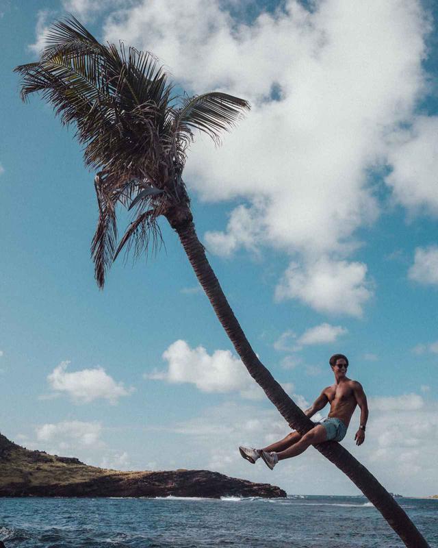 画像: サン・バルテルミー島