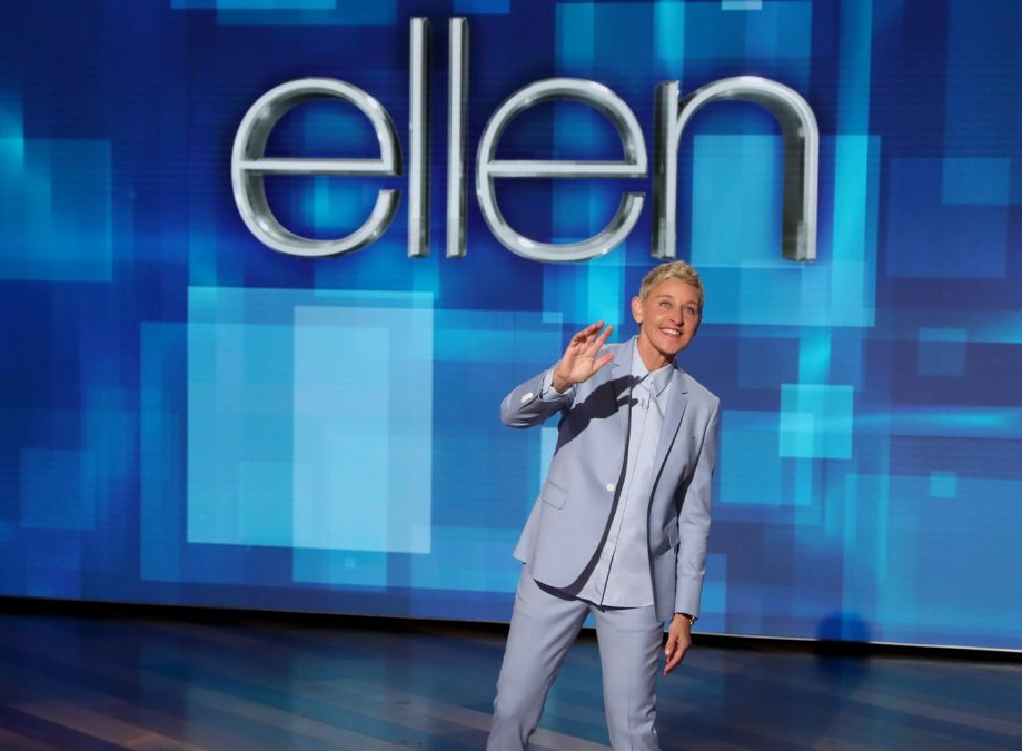 画像: Photo:©︎The Ellen/YouTube