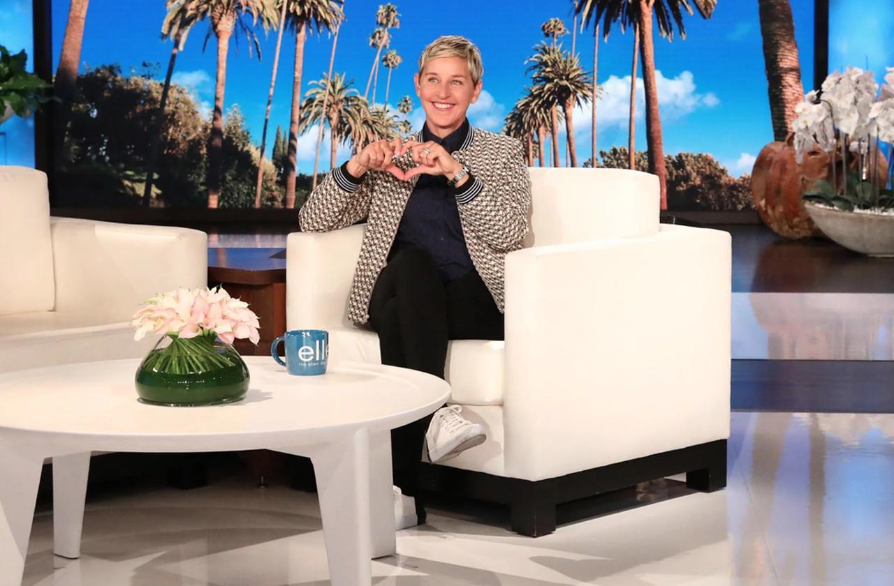 画像: 大人気トーク番組『エレンの部屋』の司会を務めるエレン・デジェネレス。 Photo:©︎The Ellen/YouTube