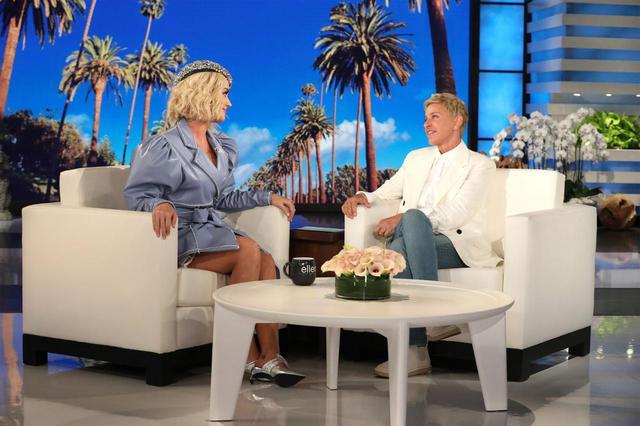 画像: 『エレンの部屋』にゲスト出演した際のケイティ・ペリー。 Photo:The Ellen Show/YouTube