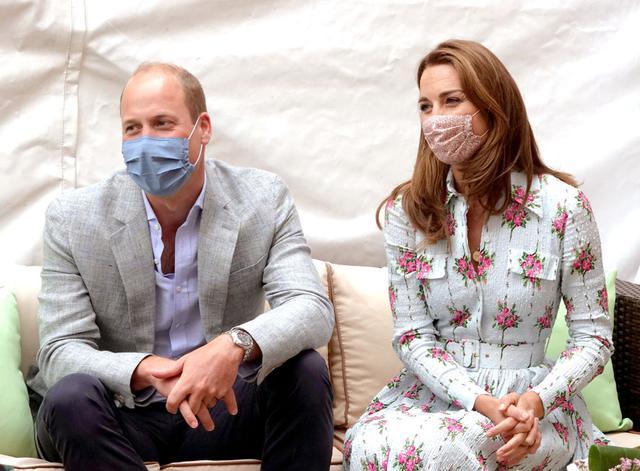 画像3: ウィリアム王子も同ブランドのマスクを愛用