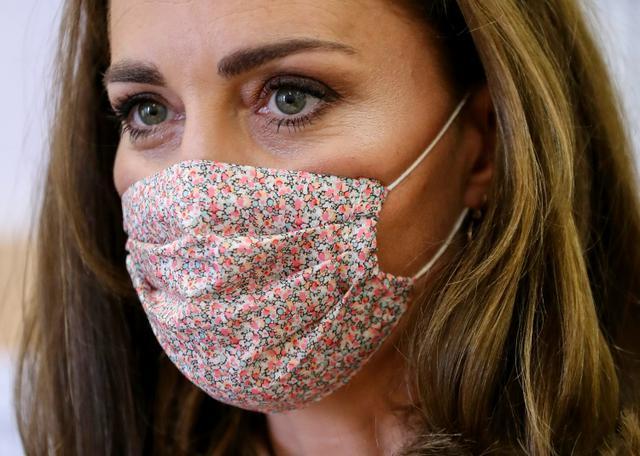 画像: シャーロット王女お気に入りの子供服ブランドの「マスク」