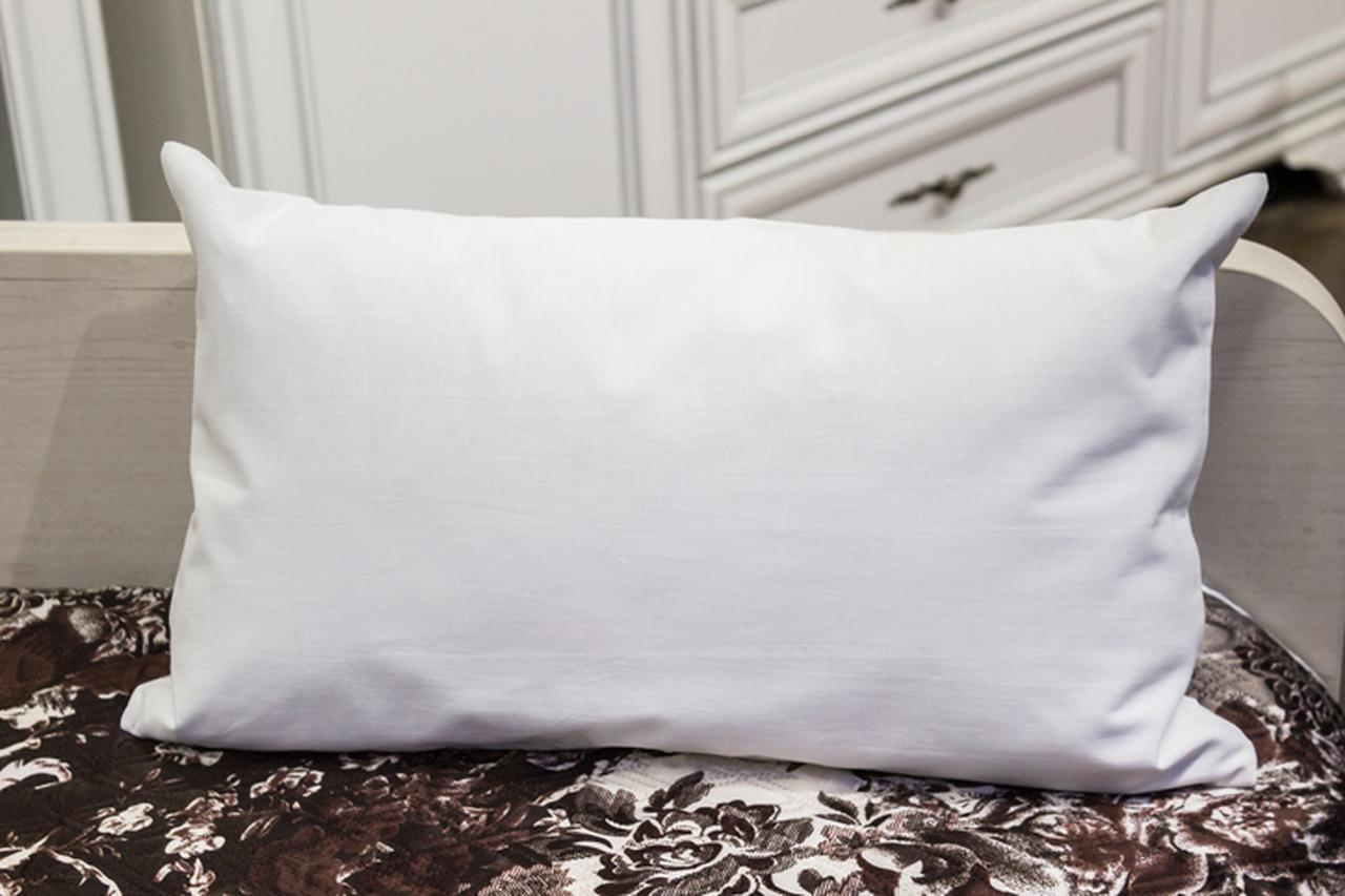 画像: シルクの枕カバーに変える
