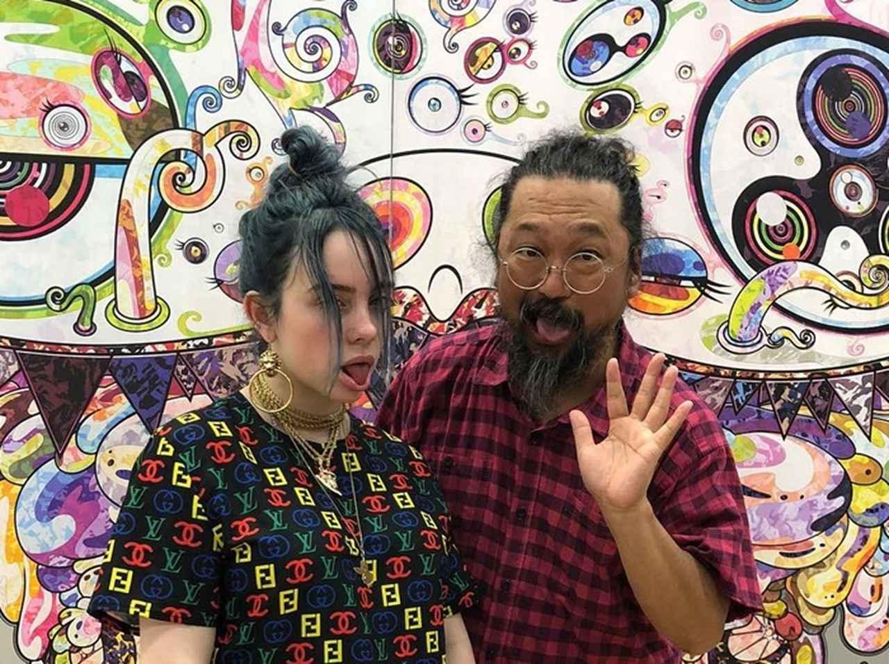 画像1: DJキャレドが日本人アーティストのコレクションの一部を公開