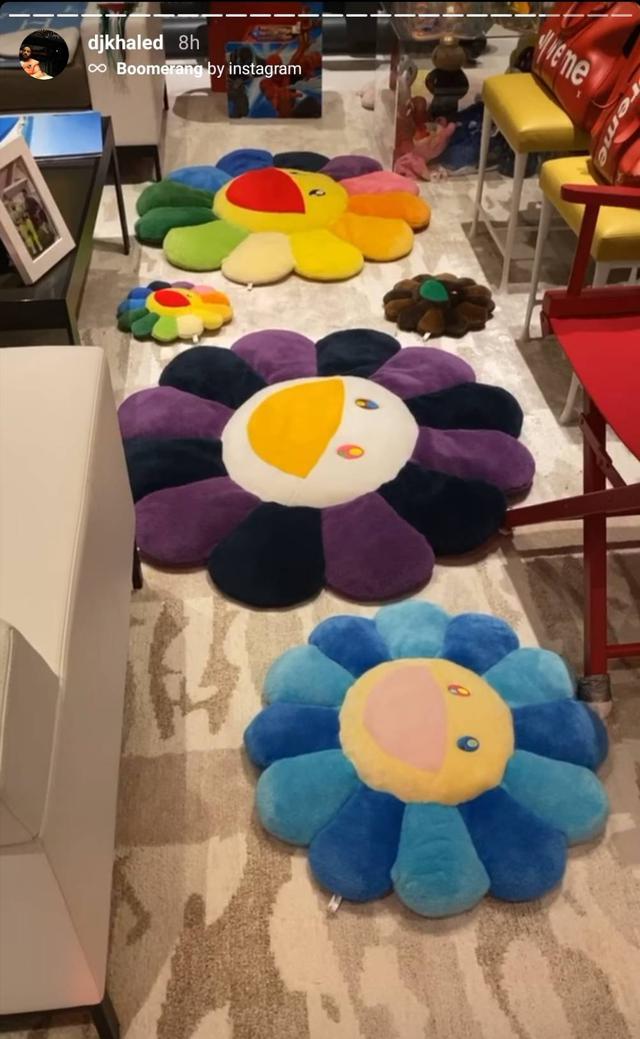 画像3: DJキャレドが日本人アーティストのコレクションの一部を公開