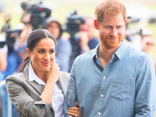 画像: メーガン妃&ヘンリー王子、愛犬の「本当の名前」が判明 その意味に不思議な縁 - フロントロウ -海外セレブ情報を発信