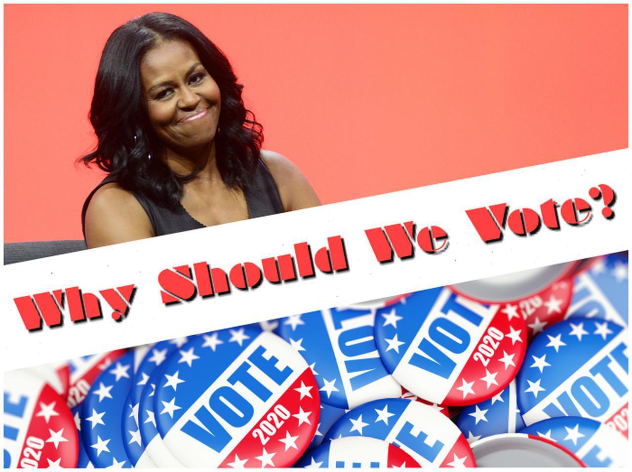 画像: 選挙に行かない&政治に興味ない人へ、あなたは「この質問」にどう答える? - フロントロウ -海外セレブ情報を発信