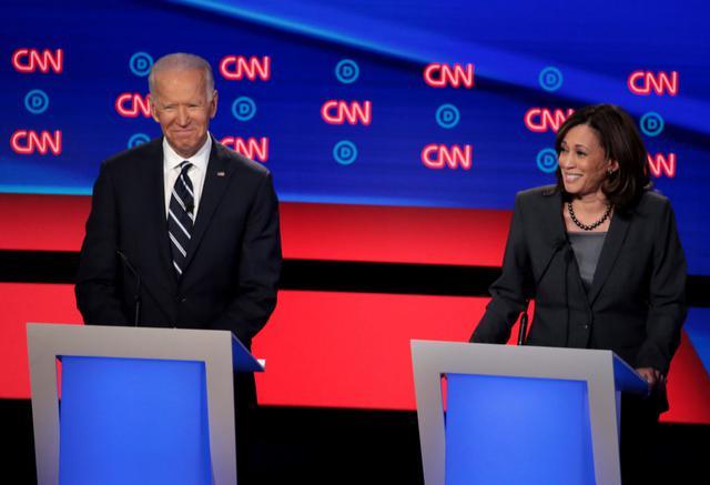 画像: ハリス氏の副大統領候補選出にセレブたちが続々反応